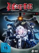 D.Gray-Man - Folgen 1-51 Collector's Edition (DVD) für 39,99 Euro
