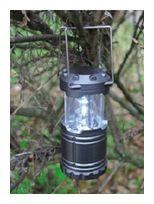 Dorr CL-1285 LED Campinglampe ultrahelle 1 W LED (90 Lumen) für 7,99 Euro