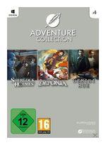 Daedalic Adventure-Collection Vol. 6 (PC) für 16,00 Euro