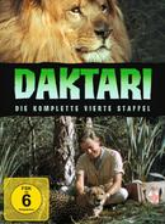 Daktari - Staffel 4 (DVD) für 14,99 Euro
