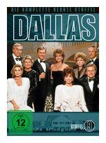 Dallas - Staffel 9 DVD-Box (DVD) für 19,99 Euro