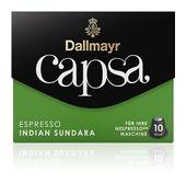 Dallmayr Capsa Espresso Indian Sundara Kaffeekapseln Intensität: 7 10 Kapseln für 2,99 Euro