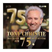 Das Beste zum 75.Geburtstag (Tony Christie) für 17,99 Euro