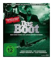 Das Boot - 2 Disc Bluray (BLU-RAY) für 6,99 Euro