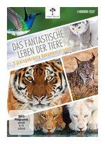 Das fantastische Leben der Tiere DVD-Box (DVD) für 21,99 Euro
