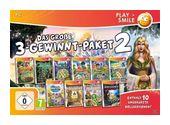 Das große 3-Gewinnt-Paket 2 (PC) für 14,99 Euro