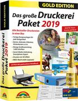 Das große Druckerei Paket 2019 (PC) für 29,99 Euro