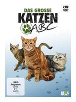 Das große Katzen-ABC (DVD) für 7,99 Euro