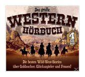 Das große Western Hörbuch (CD(s)) für 10,99 Euro