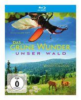 Das grüne Wunder - Unser Wald (BLU-RAY) für 12,99 Euro