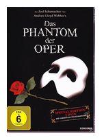 Das Phantom der Oper Special Edition (DVD) für 9,99 Euro
