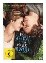 Das Schicksal ist ein mieser Verräter ProSieben Blockbuster Tipp (DVD) für 7,99 Euro