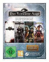 Das schwarze Auge - Superbox (PC) für 19,99 Euro