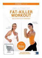 Das ultimative Fat-Killer Workout - Endlich richtig Fett verbrennen (DVD) für 4,99 Euro