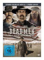 Dead Men - Das Gold der Apachen Extended Version (DVD) für 7,99 Euro