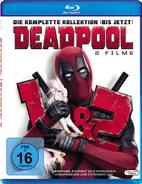 Deadpool 1+2 BLU-RAY Box (BLU-RAY) für 24,99 Euro