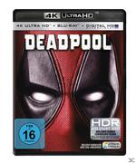 Deadpool Special 2-Disc Edition (4K Ultra HD BLU-RAY) für 24,99 Euro