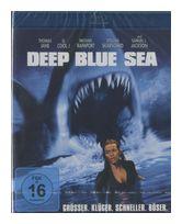 Deep Blue Sea (BLU-RAY) für 9,99 Euro