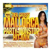 Der Große Mallorca Party-Nonstop Hit-Mix (VARIOUS) für 7,99 Euro