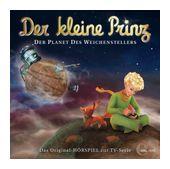 Der kleine Prinz 12: Der Planet des Weichenstellers (CD(s)) für 6,99 Euro