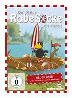 Der kleine Rabe Socke - Die Serie 6: Neues Ufer (DVD) für 9,99 Euro