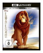 Der König der Löwen (4K Ultra HD BLU-RAY + BLU-RAY) für 27,99 Euro
