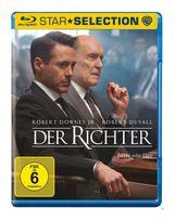 Der Richter - Recht oder Ehre Star Selection (BLU-RAY) für 9,99 Euro