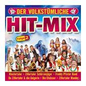 Der Volkstümliche Hit-mix - Folge 2 (VARIOUS) für 5,99 Euro