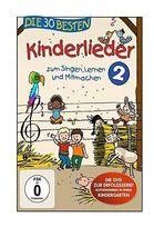 Die 30 besten Kinderlieder 2 (DVD) für 12,49 Euro