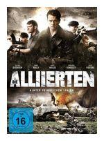 Die Alliierten - Hinter feindlichen Linien (DVD) für 4,99 Euro