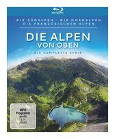 Die Alpen von oben - Die komplette Serie (BLU-RAY) für 39,99 Euro