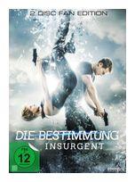 Die Bestimmung - Insurgent - 2 Disc DVD (DVD) für 7,99 Euro