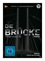 Die Brücke - Transit in den Tod Fan Edition (DVD) für 31,99 Euro
