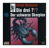 Die drei ??? 120: Der schwarze Skorpion (CD(s)) für 7,49 Euro