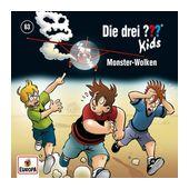 Die drei ??? Kids: Monster-Wolken (63) (CD(s)) für 7,49 Euro