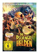 Die Dschungelhelden - Das große Kinoabenteuer (DVD) für 9,99 Euro
