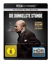 Die dunkelste Stunde (4K Ultra HD BLU-RAY + BLU-RAY) für 29,99 Euro