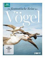 Die fantastische Reise der Vögel - 2 Disc DVD (DVD) für 21,99 Euro
