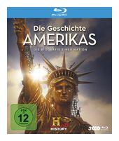 Die Geschichte Amerikas - Die Biografie einer Nation (BLU-RAY) für 25,99 Euro