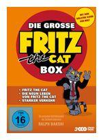 Die große Fritz the Cat Box (DVD) für 14,99 Euro