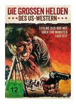 Die großen Helden des US-Westerns (DVD) für 7,99 Euro