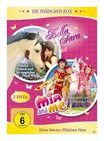 Die Mädchen-Box - Bella Sara und Mia and Me - 2 Disc DVD (DVD) für 6,99 Euro