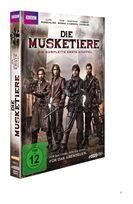 Die Musketiere - Die komplette erste Staffel (DVD) für 21,99 Euro