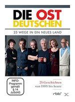Die Ostdeutschen - 25 Wege in ein neues Land DVD-Box (DVD) für 14,99 Euro
