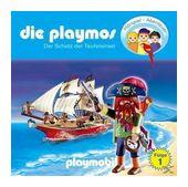 Die Playmos 01: Der Schatz der Teufelsinsel (CD(s)) für 6,99 Euro