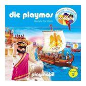 Die Playmos 05: Gefahr für Rom (CD(s)) für 6,99 Euro