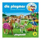 Die Playmos 49: Sabotage auf dem Reiterhof (CD(s)) für 6,99 Euro