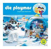 Die Playmos 54: Der Angriff der Eispiraten (CD(s)) für 6,99 Euro