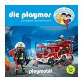 Die Playmos (62): Der falsche Feuerwehrmann (CD(s)) für 6,99 Euro