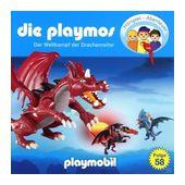 Die Playmos: Der Wettkampf derDrachenreiter (58) (CD(s)) für 6,99 Euro